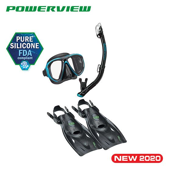 TUSA SPORT | Adult Travel Sets | Powerview Adult Dry Travel Set